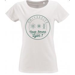 T-shirt Milo Women blanc